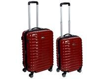 Koffer-Trolley-Set 2tlg.
