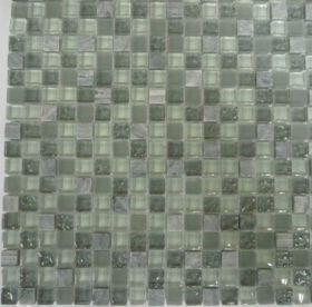 LIN Collection Mosaik  Marmor-Glas