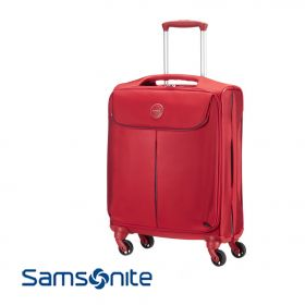 Samsonite Pop-Fresh Trolley, 55cm, rot