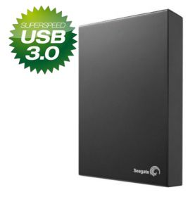 Seagate Expansion Desktop 1TB USB3.0 HDD