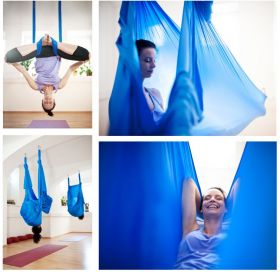 Aerial Flow Yoga 5er Block