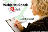 Website-Check 'Quick' für Ihre Homepage