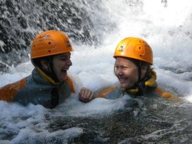 Canyoning in Kärnten - Beginners