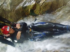 Canyoning in Kärnten - All in One