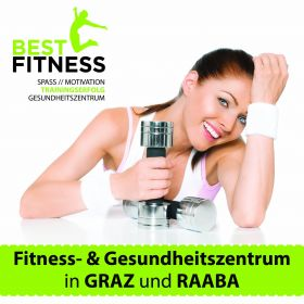 Best Fitness-Training 12 Monatsabo Graz