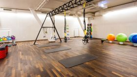 12 Monate John Harris Fitness Graz