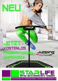 Jumping Fitness 10er Block