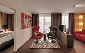 Amedia Luxury Suites Grand Luxury Suite