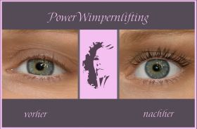 2Wimpernlifting inkl. Wimpernlaminierung