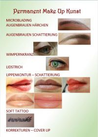 Permanent Make Up Gutschein