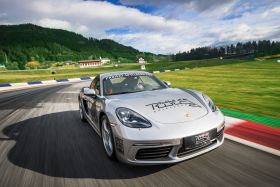 Porsche Cayman S Training Bronze (3h)