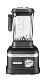 KitchenAid Power Plus Blender Schwarz