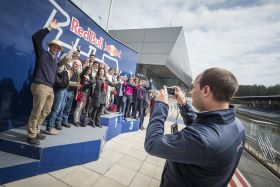 Red Bull Ring Tour für 15 Personen