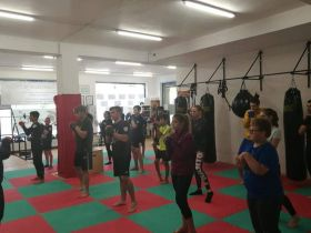 Fightclub 300 - Weiz - Hardbody Training