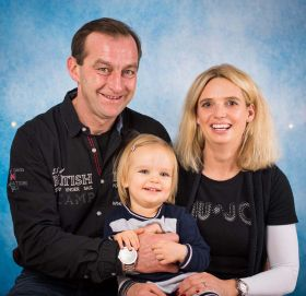 Individuelles Familien-Fotoshooting