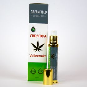 Bio EU Vollspektrum CBD 25% 10 ml