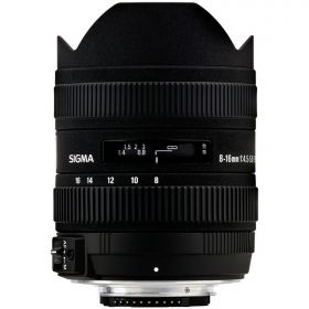 Sigma 8-16mm 4.5-5.6 DC HSM Canon