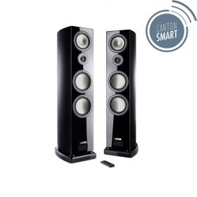 Canton Smart Vento 9 Set schwarz