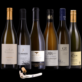 All about Chardonnay Reserve Weinset