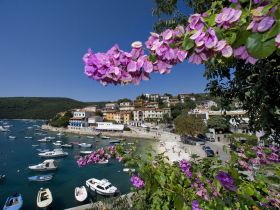 7 Sommertage in Rabac