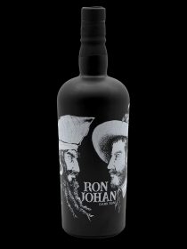 Ron Johan Dark & Old Plum Rum + 6 Gläser
