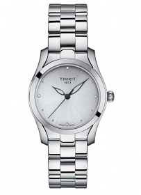 Tissot T-Wave Damen Diamant