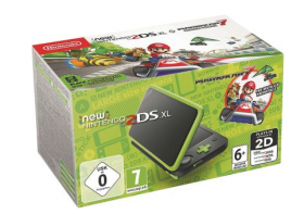 New Nintendo 2DS XL inkl. Mario Kart 7