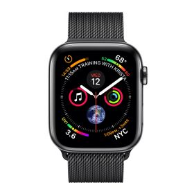 Apple Watch 4 black 40mm Milanaise black