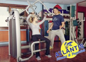 12 Monate flexibles Fitness-Abo