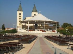 Medjugorje Pilgerreise 1 Person Sept.