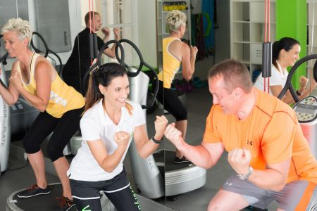 4 Wochen PowerPlate Training Leechgasse