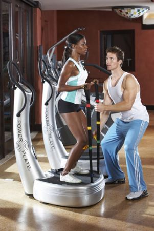 Powerplate Personal Training 10Einheiten