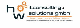 hw.it.consulting solutions gmbh